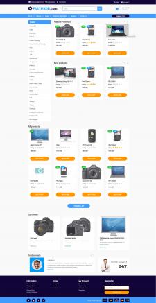 FastFixDB - интернет-магазин