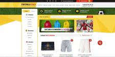 Продвижение интернет - магазина Footballteam
