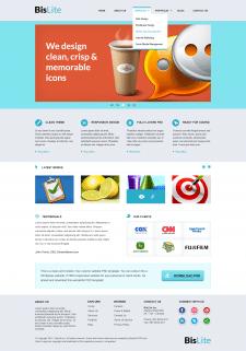 BisLite html tamplates