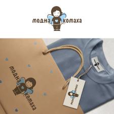 Логотип для виробника дитячих футболок
