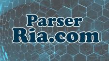 Парсер данных с сайта RIA.COM