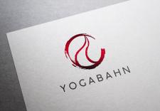 Дизайн логоотипа для йога-студии