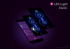 """приложение для iOS """"Led-Light"""""""