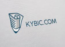 Kybic Online News Portal Paper Logo