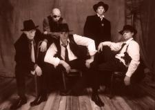 Танцевальная группа - плакат