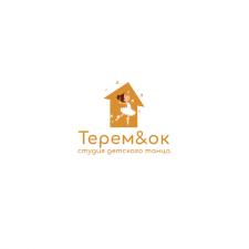 Логотип для десткой студии танцев