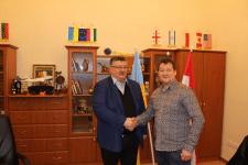 Интервью с Юрием Кравченко (Венгрия)