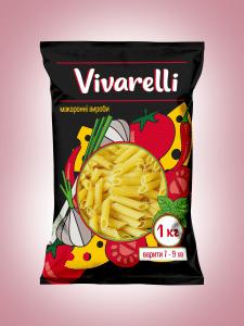 Дизайн упаковки для макаронних виробів