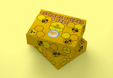 Дизайн упаковки детской игрушки