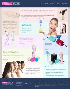Beautytec (Wordpress)