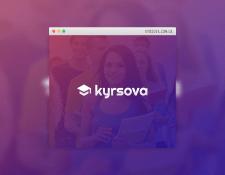 Сайт-каталог Kyrsova