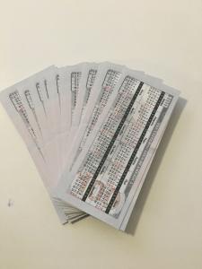 Листовки-календарика