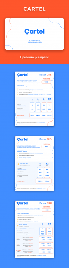 Cartel   презентация