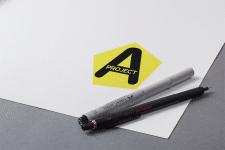 логотип для A Project