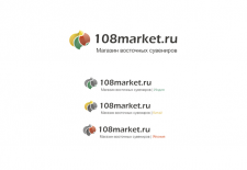 Логотип для «108маркет (версия 1.0)»
