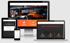 Сайт для сервиса доставки vezemzallegro