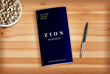 "logo for ""ZiON business"""