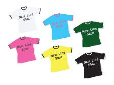 """Интернет-магазин одежды """"New Line Shop"""""""