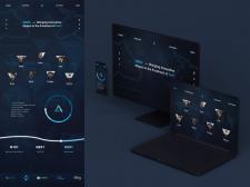 Дизайн сайта для ASKO