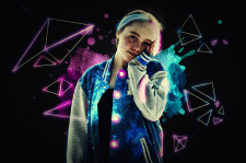 Обработка фото для социальной сети