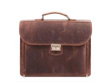 Стильный мужской портфель. Ручная работа