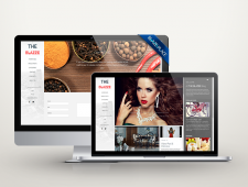 The Blazee - Amazing HTML Theme