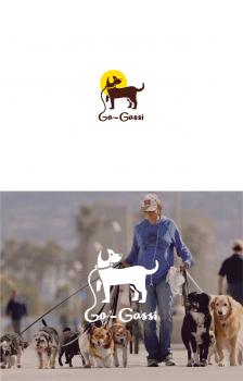 Разработка логотипа для Go-Gassi