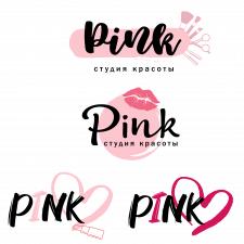 Варианты логотипов студии красоты