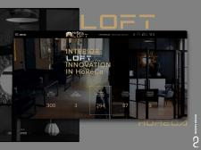 Имиджевый интернет-магазин | Loft HoReCa