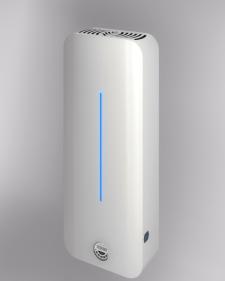 Моделювання та візуалізація рециркулятора повітря