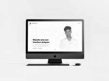 Веб - сайт - лого портфолио A