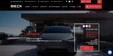 Сервис автомобилей Tesla, интернет-магазин. СЦ