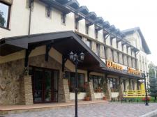 """Ресторанно-гостиничный ко комплекс """"Шато Парадиз"""""""