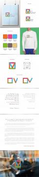 """Logo&Brand-board для ЦТП """"Открытое мышление"""""""