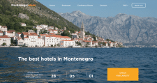 MontenegroHotel | Отели Черногории