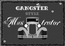 гангстерский стиль