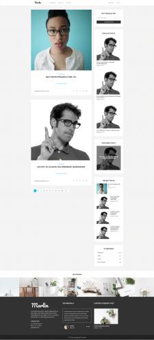 Создание блога на ларавель