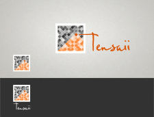 Логотип Tensaii (гений - яп.)
