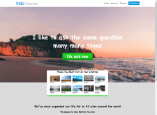 Indo tourism