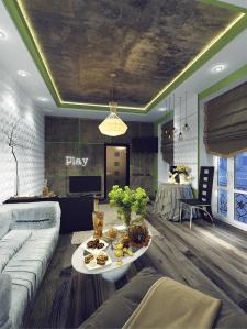 Комната гостиничного типа 2