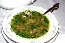 Суп-лапша куриная – питательный обед