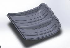 Моделирование изделия Лопата в программе SolidWork