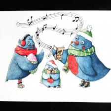 Різдв'яна пісня