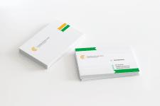 Конкурсная работа : Дизайн визитной карточки