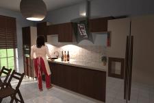 Візуалізація вітальні