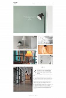 Магазин дизайнерских ламп