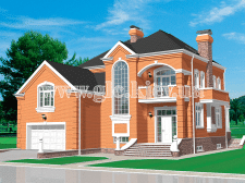 """Жилой дом """"Toronto"""" (510 м2)"""