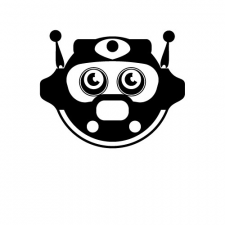 Логотип Робот