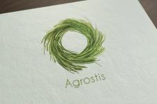 """Логотип для """"Аgrostis"""""""