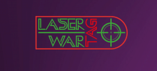 Логотип для лазертага